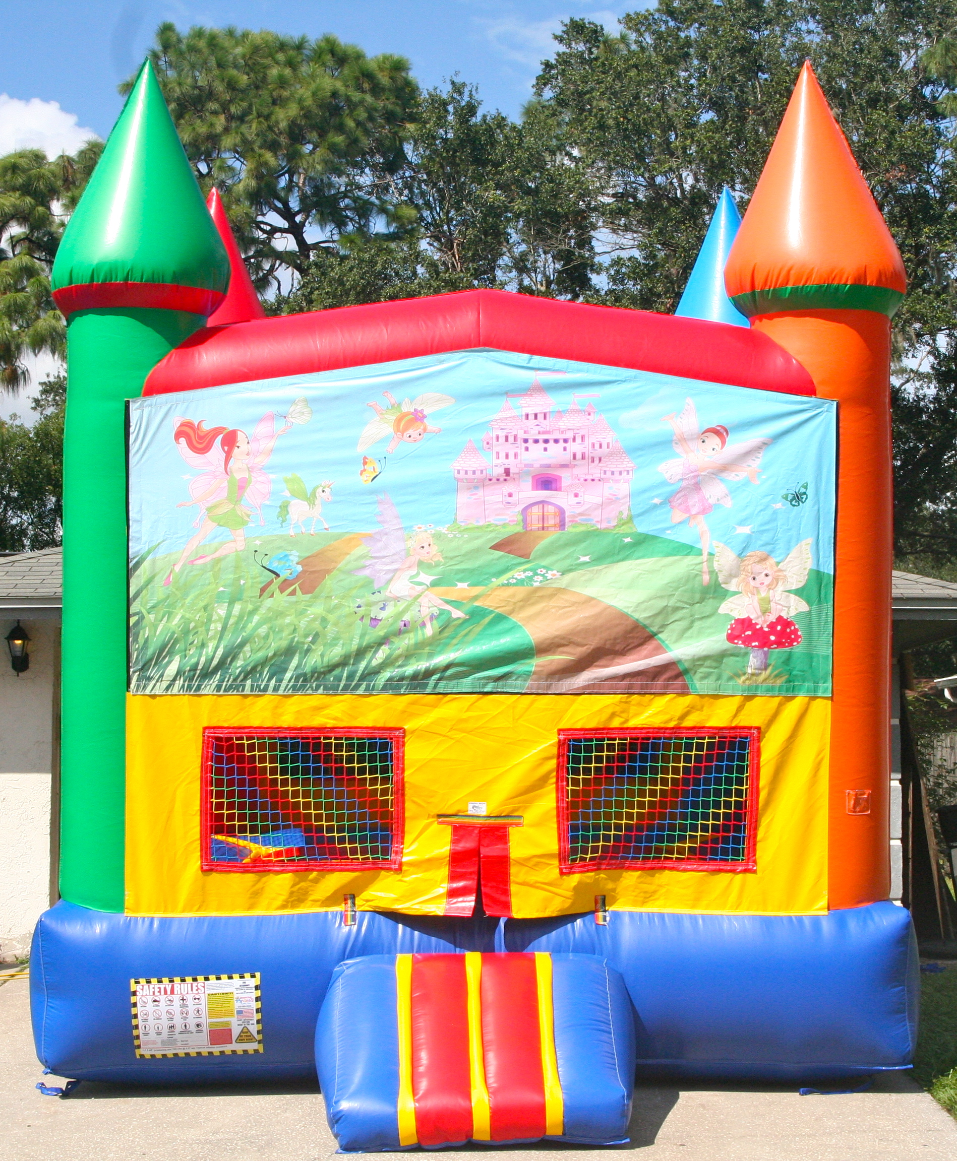 Bounce House Rentals Water Slide Party Rental Tampa Fl